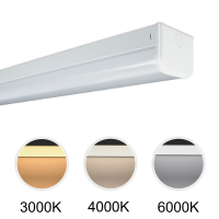 LED BATTEN DIFFUSED MODULAR COLOUR CHANGEABLE