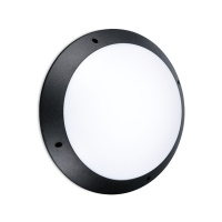 LED BULKHEAD ABS 300