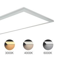LED PANEL 1230 40W COLOUR CHANGEABLE